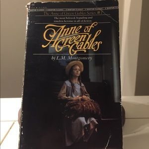 Other - Anne if Green Gables book